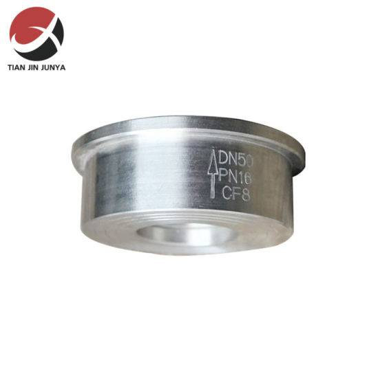 Factory Price Stainless Steel Wafer Style Vacuum Check Valves for Water Treatment System