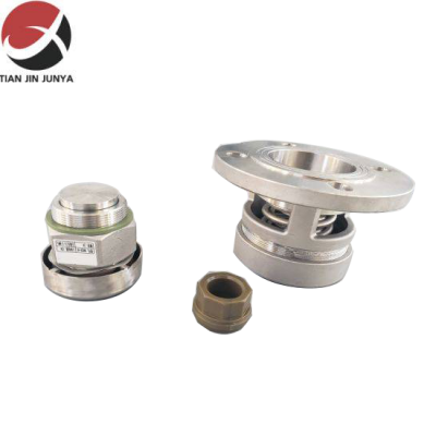 OEM Supplier Casting DIN JIS Amse Stainless Steel 304 Flange Solenoid Valve/Compressor Valve/ Pressure Reducing Bursting Spring Disc Safety Valve for Truck