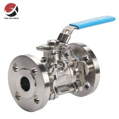 OEM Stainless Steel Flange Ball Valve