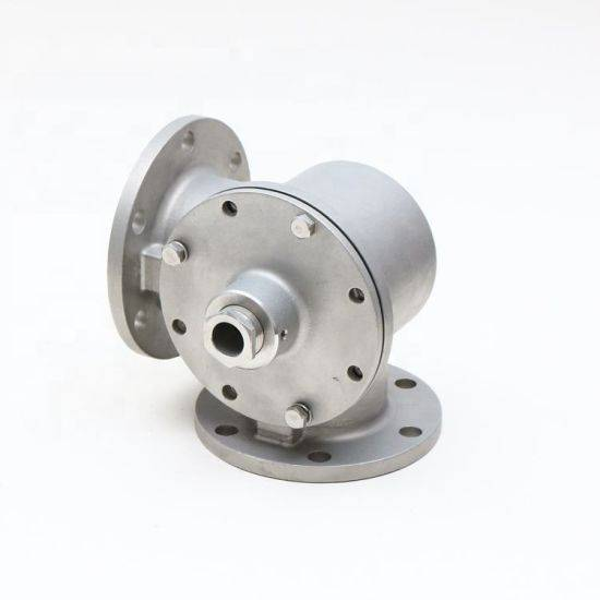 Stainless Steel Investment Casting and Precision CNC Machining Steel High Pressure Valve Body