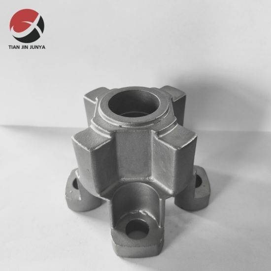 Junya OEM/ODM Supplier Factory Direct CNC Machine Precision Casting DIN Amse JIS Standard Stainless Steel 304/316 Customized Hardware
