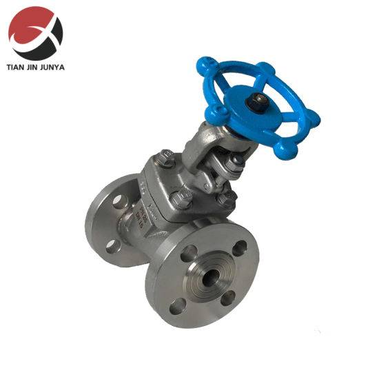 Intelligent Sanitary Grade Stainless Steel Angle Seat Y-Type Steam Heat Resistant Clamp Globe Valve