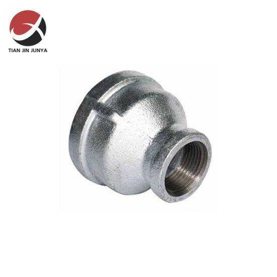 Factory supplied Stainless Steel Plumbing Pipe - OEM 1/4*1/8 High Quality Factory Direct Stainess Steel Plumbing Parts Reducing Socket Malleable Pipe Fitting – Junya