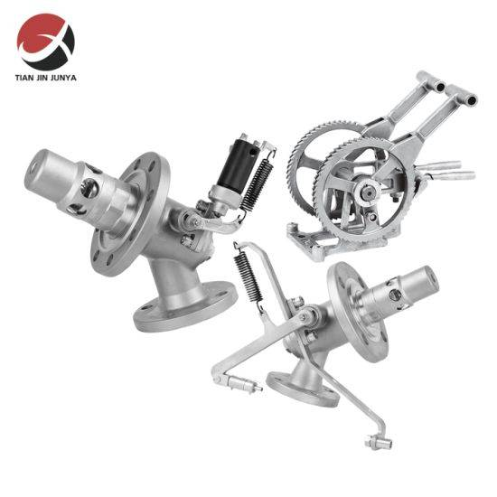 Manufacturer Customized Stainless Steel 304 316 Manual Emergency Shut-off Valve