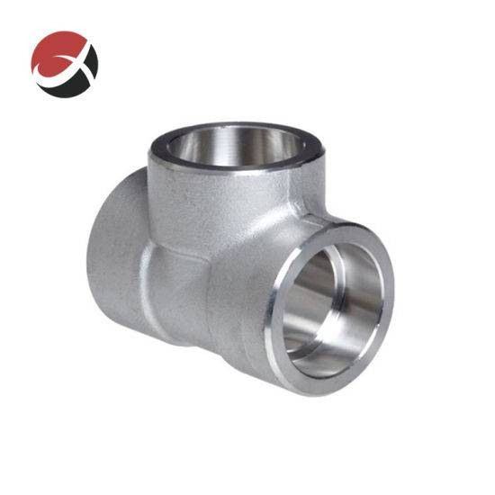 OEM/ODM Factory Gas Nipple Fittings - Customized Casting Stainless Steel Elbow Spare Parts Pipe Fitting – Junya