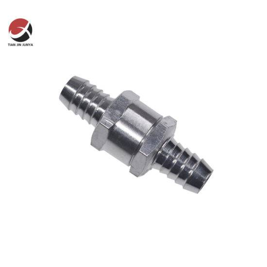 DIN/JIS/Amse OEM Supplier Stainless Steel 304 316 Check Valve One Way Non-Return Fuel Petrol Diesel Oil Accessories