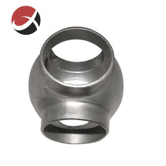 Hot-selling Stainless Boat Cleats - OEM Professional Metal Steel Precision Investment Casting Wax Lost Foundry Manufacturing Valve Ball Accessories Stainless Steel Ss306 SS316 – Junya