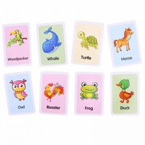 custom printing flash cards for children