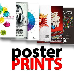 High Quality Flyer - High quality custom offset print A3 full color folding poster printing for advertising – Knowledge Printing