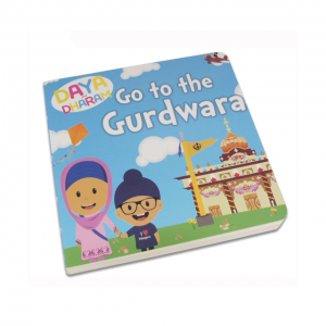 Custom OEM board book printing on demand