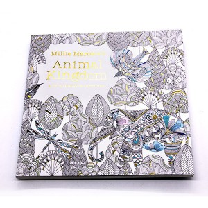 mandala coloring books printed