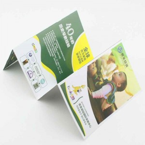 FSC Colorful Double Sides Printing Flyer,Leaflet,Brochure