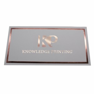 Chinese Professional Box For Wedding - Lid And Bottom Packaging Box For Wig Or Clothing – Knowledge Printing