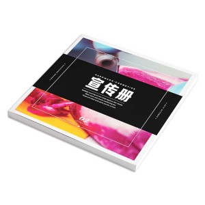 Cheap Wholesale Booklet Printing With Perfect Binding