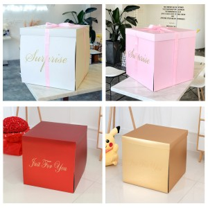 Tea Box - Custom 4 color printing paper carton packaging box with printing – Knowledge Printing