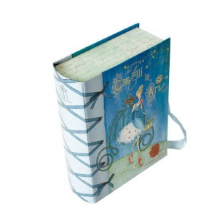 Custom Book Shaped Box Printing Service In China