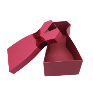 Skirt Shaped Clothing Packaging Box