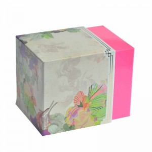 Clothing Shipping Boxes - full color lid and base candle box packaging – Knowledge Printing