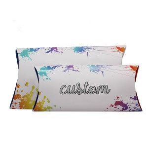 Pillow Box For Wig Or Clothing