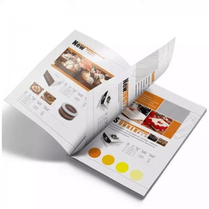 softcover cookbook printing custom