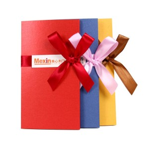 Excellent quality Custom Greeting Card - Custom design gift card printing for you – Knowledge Printing