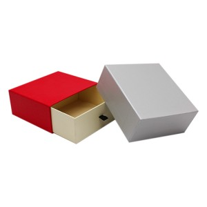 Factory source Cake Boxes Wholesale - Drawer Style Clothing Packaging Box – Knowledge Printing