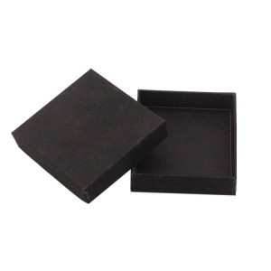 Clothing Packaging Box - custom black lid and bottom gift clothing boxes printing with logo – Knowledge Printing