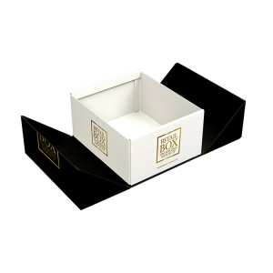 Tea Gift Box - hair packaging creative wig packaging hair packaging box – Knowledge Printing