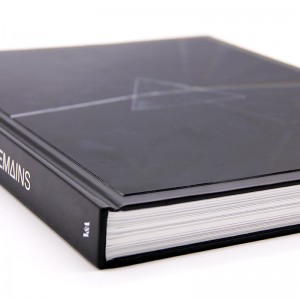 China luxury custom bulk book printing hardcover