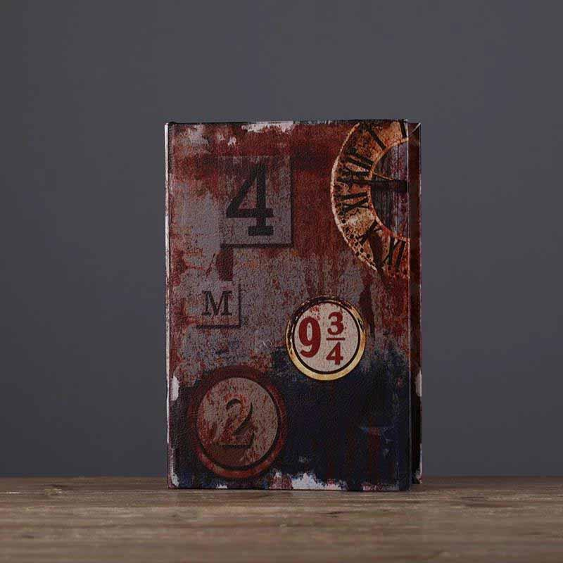 Wig Customize Boxes - Antique home decor resin fake book box for wholesale – Knowledge Printing