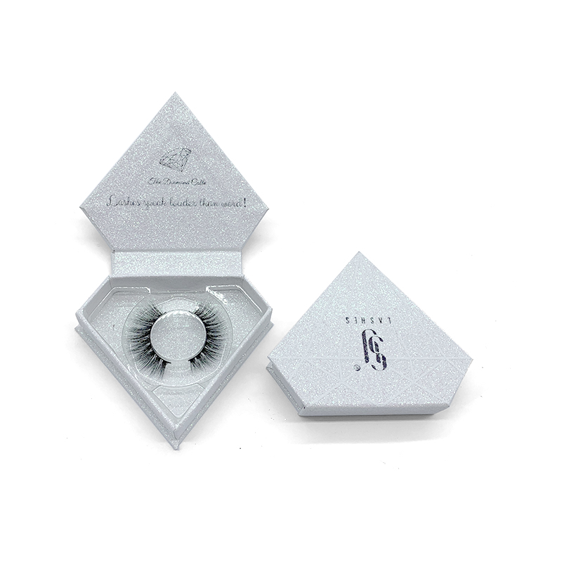Apparel Boxes - custom box for eyelashes sleeve eyelashes packaging eyelash packaging diamond box – Knowledge Printing