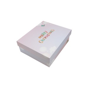 luxury cardboard box custom gift box empty wholesale printing service