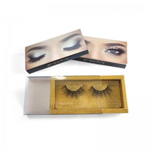 Flower Box - custom eyelash packaging frees eyelash package luggage eyelash package – Knowledge Printing