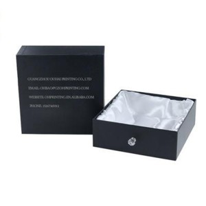 Manufacturer for Box Gift Custom - custom luxury wig box satin wig box purse wig packaging – Knowledge Printing