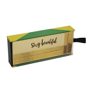 New Fashion Design for Wholesale Children Books - Drawer Style Eyelash Box With Full Window – Knowledge Printing