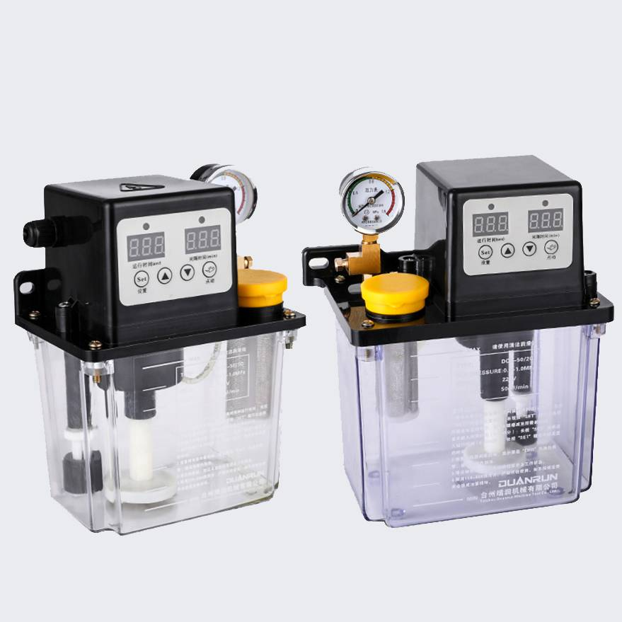 Best-Selling Oilgear Pvg - DCR 1L/ 2L 220V Electromagnetic Automatic Lubricating oil pump  – Jianhe