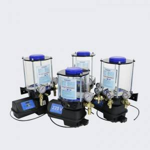 Massive Selection for Lubricant Types - Electric Grease Centralized Lubrication Pump – Jianhe