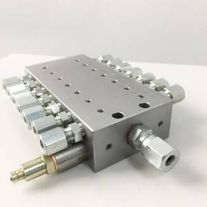 Special Design for Oilgear Valves - MVB Progressive Systems Metering Devices   – Jianhe