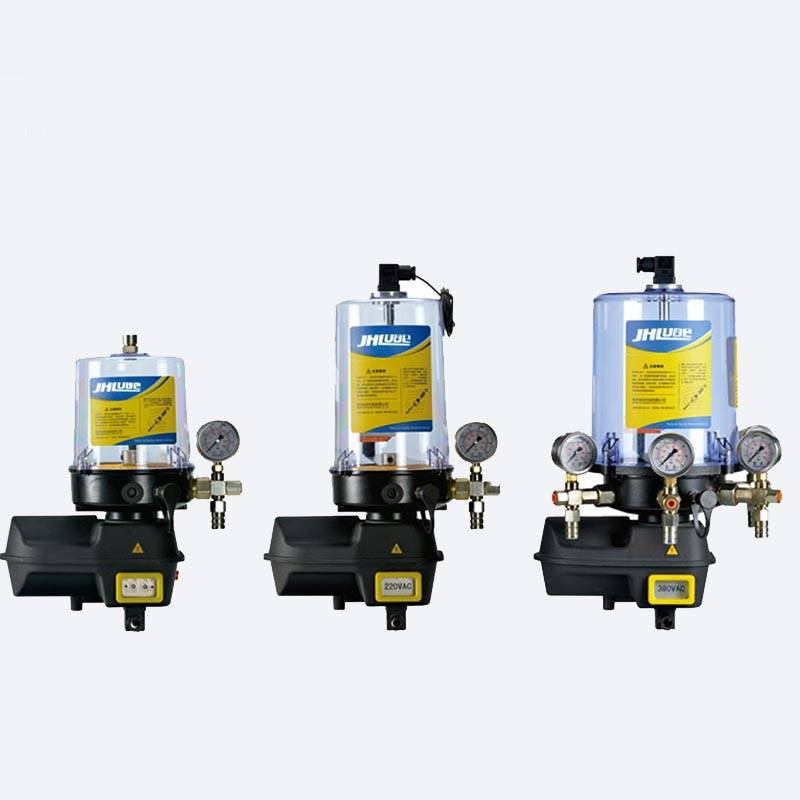 Electric Grease Centralized Lubrication Pump Featured Image