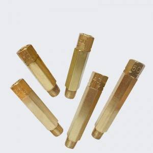 China Gold Supplier for Manual Lubrication - MO MG Pressurized Quantitative Oil/Grease Type (Volumetric Type)						 								 – Jianhe