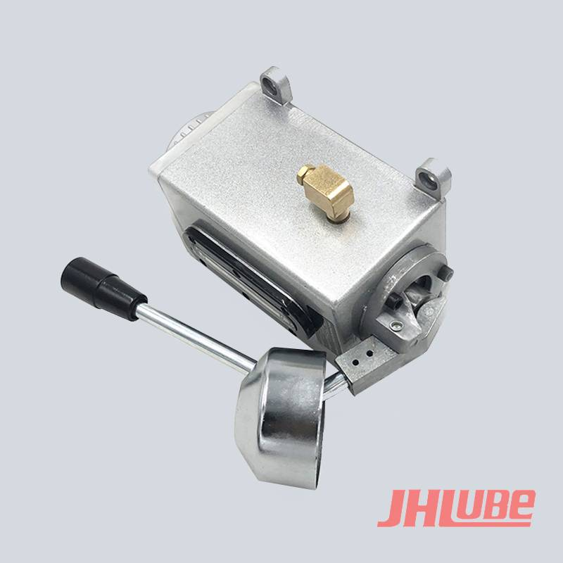 Newly Arrival Lubricating Oil System - Y-6/Y-8 Plunger type Hand Oil lubrication pump – Jianhe
