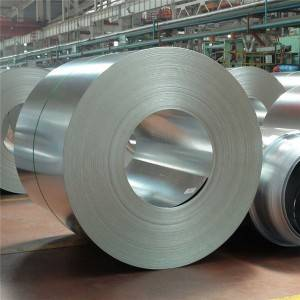 New Delivery for Galvalume Steel Coil - Zinc coated hot dipped galvanized rolled steel coil – JIAXING