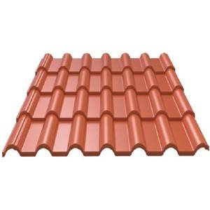 2020 Latest Design Asa Synthetic Resin Roof Tile - New Technology Constructions Material ASA PVC Roof Sheet – JIAXING