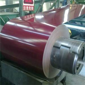Big Discount Prepainted Steel Coil - Cold Rolled Steel Coils PPGI Prepainted Steel Sheet – JIAXING