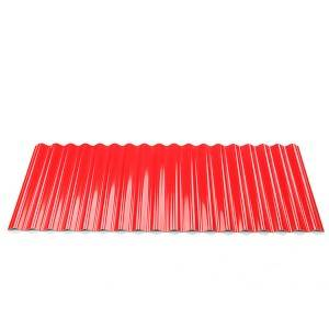 Competitive Price for Roofing Sheets Corrugated Pvc - Corrugated roof sheet PVC Roofing Sheets – JIAXING