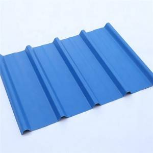 Hot sale Pc Sunshine Hollow Sheet - Carbon Fiber UPVC Roofing Sheet with 1070mm – JIAXING