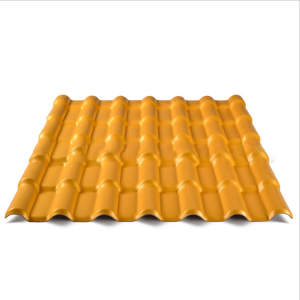 Spanish PVC Coated with ASA Synthetic Resin Mat...