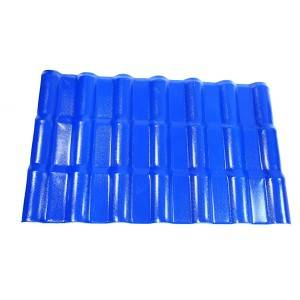Cheap Plastic PVC Roofing Materials Fire Proof ...