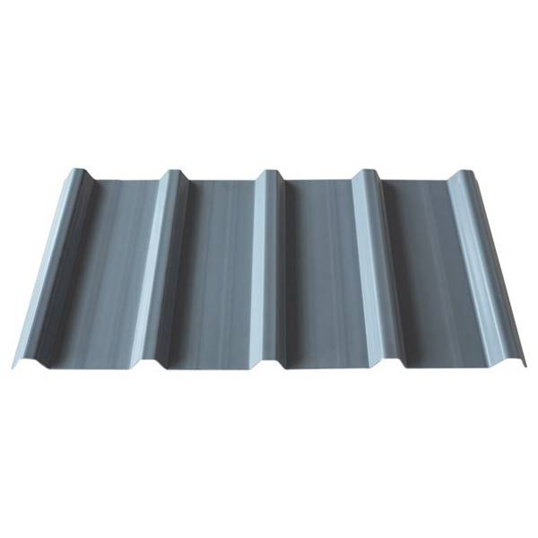 3 layer UPVC Roof sheet 900mm Trapezoidal PVC Roofing Sheet