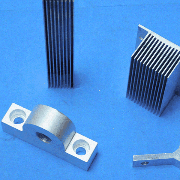 Non-standard aluminum accessories